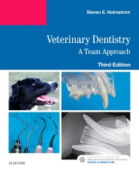 cover image - Evolve Resources for Veterinary Dentistry,3rd Edition