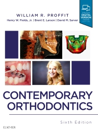 cover image - Contemporary Orthodontics,6th Edition
