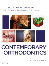cover image - Contemporary Orthodontics - Elsevier eBook on VitalSource,6th Edition