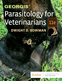 cover image - Georgis' Parasitology for Veterinarians,11th Edition
