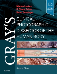 cover image - Gray's Clinical Photographic Dissector of the Human Body,2nd Edition