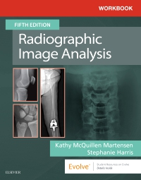 cover image - Workbook for Radiographic Image Analysis,5th Edition