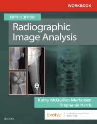 cover image - Workbook for Radiographic Image Analysis Elsevier eBook on VitalSource,5th Edition