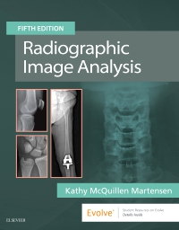 cover image - Radiographic Image Analysis Elsevier E-Book on VitalSource,5th Edition