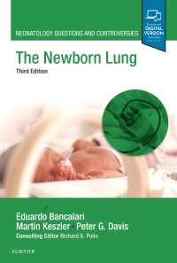 cover image - The Newborn Lung,3rd Edition