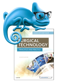 cover image - Elsevier Adaptive Learning for Surgical Technology,7th Edition