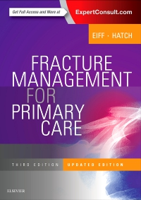 cover image - Fracture Management for Primary Care Updated Edition,3rd Edition