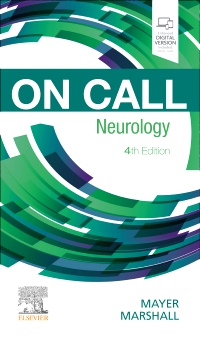 cover image - On Call Neurology,4th Edition