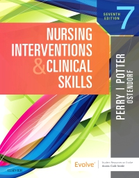 cover image - Nursing Interventions & Clinical Skills,7th Edition