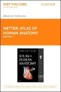 cover image - Atlas of Human Anatomy Elsevier eBook on VitalSource (Retail Access Card),7th Edition