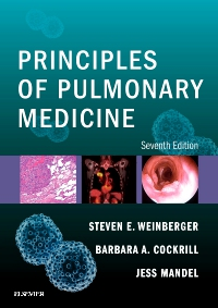 cover image - Principles of Pulmonary Medicine Elsevier eBook on VitalSource,7th Edition