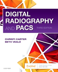 cover image - Digital Radiography and PACS,3rd Edition
