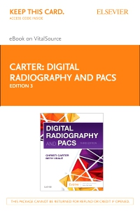 cover image - Digital Radiography and PACS Elsevier eBook on VitalSource (Retail Access Card),3rd Edition