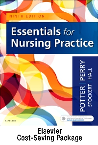 cover image - Essentials for Nursing Practice - Text and Study Guide Package,9th Edition
