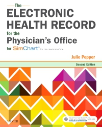 cover image - Evolve Resources for The Electronic Health Record for the Physician's Office,2nd Edition
