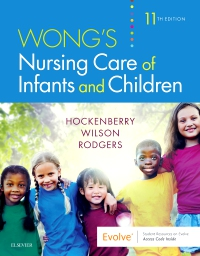 cover image - Wong's Nursing Care of Infants and Children,11th Edition