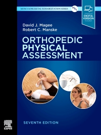 cover image - Orthopedic Physical Assessment - Elsevier eBook on VitalSource (Retail Access Card),7th Edition