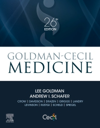 cover image - Goldman-Cecil Medicine Elsevier eBook on VitalSource,26th Edition