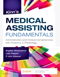 cover image - Kinn's Medical Assisting Fundamentals