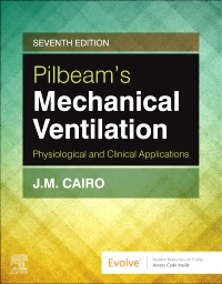 cover image - Pilbeam's Mechanical Ventilation,7th Edition