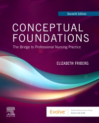 cover image - Evolve Resources for Conceptual Foundations,7th Edition