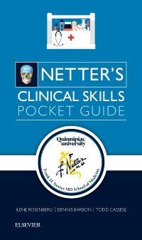 cover image - Netter's Clinical Skills