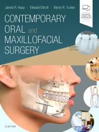 cover image - Contemporary Oral and Maxillofacial Surgery,7th Edition