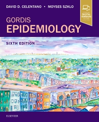 cover image - Gordis Epidemiology,6th Edition