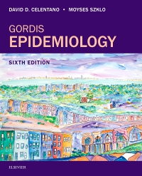 cover image - Gordis Epidemiology Elsevier eBook on VitalSource,6th Edition