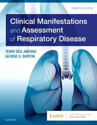 cover image - Clinical Manifestations and Assessment of Respiratory Disease,8th Edition
