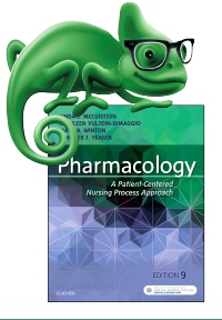 cover image - Elsevier Adaptive Quizzing for Pharmacology,9th Edition