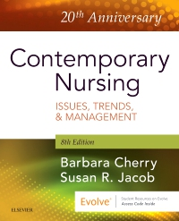 cover image - Contemporary Nursing,8th Edition