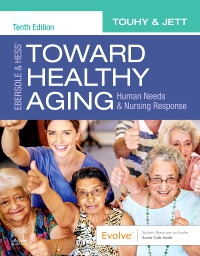 cover image - Ebersole & Hess' Toward Healthy Aging,10th Edition