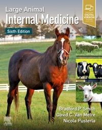 cover image - Large Animal Internal Medicine - Elsevier eBook on VitalSource,6th Edition