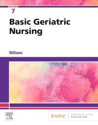 cover image - Basic Geriatric Nursing,7th Edition