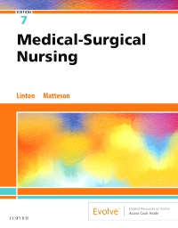 cover image - Medical-Surgical Nursing,7th Edition
