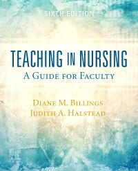 cover image - Teaching in Nursing,6th Edition