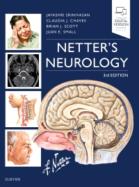 cover image - Netter's Neurology,3rd Edition