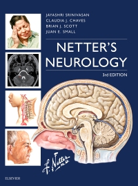 cover image - Netter's Neurology Elsevier eBook on VitalSource,3rd Edition