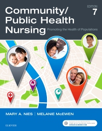 cover image - Evolve Resources for Community/Public Health Nursing,7th Edition