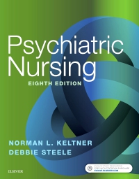 cover image - Evolve Resources for Psychiatric Nursing,8th Edition