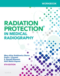 cover image - Workbook for Radiation Protection in Medical Radiography,8th Edition