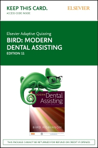 cover image - Elsevier Adaptive Quizzing for Modern Dental Assisting (Access Card),11th Edition