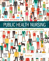 cover image - Evolve Resources for Case Studies in Public Health Nursing