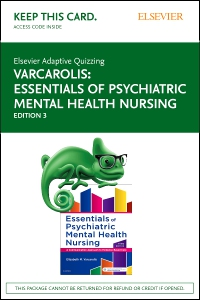 Elsevier Adaptive Quizzing Essentials of Psychiatric Mental