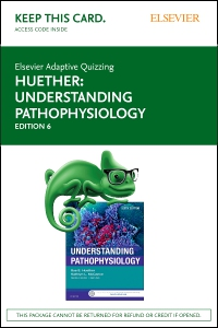 cover image - Elsevier Adaptive Quizzing for Understanding Pathophysiology (Access Card),6th Edition