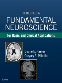 cover image - Evolve Resources for Fundamental Neuroscience for Basic and Clinical Applications,5th Edition