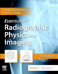 cover image - Essentials of Radiographic Physics and Imaging,3rd Edition