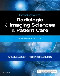 cover image - Introduction to Radiologic and Imaging Sciences and Patient Care,7th Edition