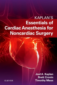 cover image - Evolve Resources for Essentials of Cardiac Anesthesia for Noncardiac Surgery